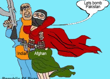 Indians, Afghans latest plan to destroy Pakistan Exposed