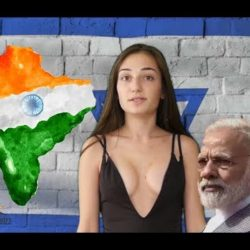 Why India is a shit country? Israeli Girl